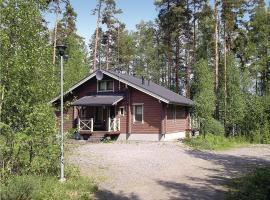 Holiday Home SF-52700 Mäntyharju with Fireplace 06, Paasola