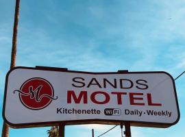 Sands motel, Ontario (in de buurt van Chino)