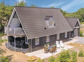 Holiday home Rørkrogen Skjern V, Stavning