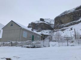 Elbrus Cottage, Laza (Kuzun yakınında)