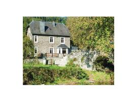 Holiday Home Moulin de Vresse 01, Vresse-sur-Semois