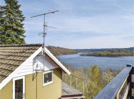 Three-Bedroom Holiday Home in Silkeborg, Silkeborg (Låsby yakınında)