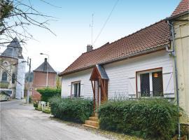 Holiday Home La Grange, Labroye (рядом с городом Chériennes)
