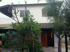 Casa Tororó, Santa Bárbara (Jardim yakınında)