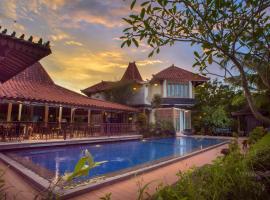 Java Village Resort, Джокьякарта (рядом с городом Sleman)