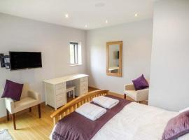 Oak House at Bluebell Glade, Tealby (рядом с городом Market Rasen)