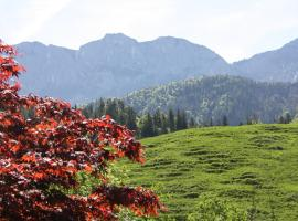 Reiteralpeblick, Schneizlreuth