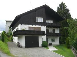 Appartement Maria, Egg (Großdorf yakınında)