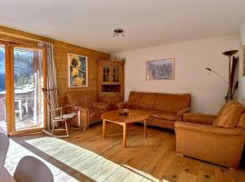 Apartment Monteilly 26, Champéry (Les Crosets yakınında)