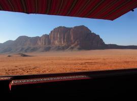 Wadi Rum Defallh Beduin Camp, Wadi Rum (Near Al Quwayrah)