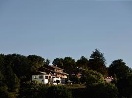 Berghotel Lothar-Mai-Haus, Hofbieber (Unterbernhards yakınında)