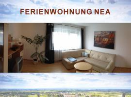 Ferienwohnung NEA, Dietersheim (Neustadt an der Aisch yakınında)