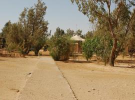 Campement Ain Essebat, Дуз
