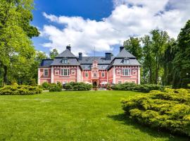 Pałac Spiż, Милкув