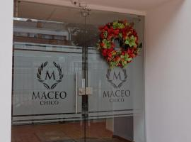 Hotel Maceo Chico, Богота