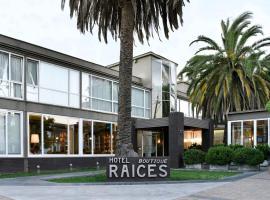 Hotel Boutique Raíces, Curicó (Comalle yakınında)