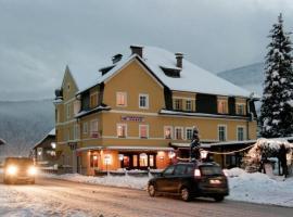 Hotel Villa Huber, Afritz (Gassen yakınında)
