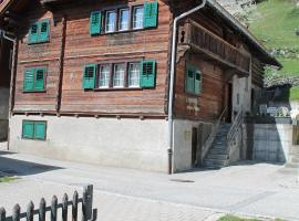 Ferienhaus Rueun, Rueun (Surcuolm yakınında)