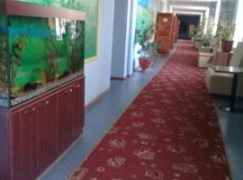 Гостиница Юнас