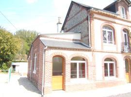 Gîtes du vieux moulin de Valmont, Вальмон (рядом с городом Angerville-la-Martel)