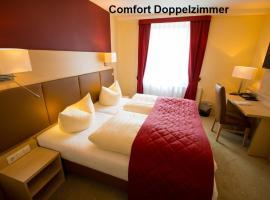 Hotel & Restaurant Wiggers, Bad Oldesloe (Reinfeld yakınında)