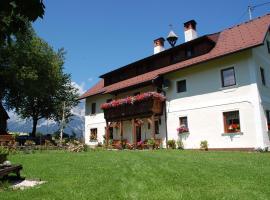 Lutzmannhof, Irdning (Donnersbach yakınında)