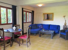 Garden Apartment, Escazú (San Ignacio yakınında)