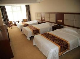 Changbai Mountain Kaidi Holiday Inn, Songjianghe (Donggang yakınında)