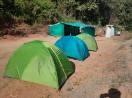 Bhandardara Village Camping, Bhandardara  (рядом с городом Malshej Ghat)