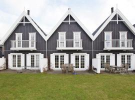 Three-Bedroom Holiday home in Nykøbing Sj 3, Rørvig (Nakke yakınında)