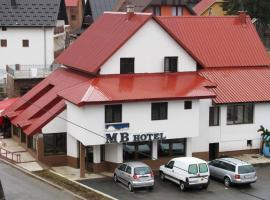 MB Hotel, Жабляк