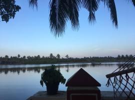 2G Lake View Villa Cochin, Коччи (рядом с городом Кумбалам)