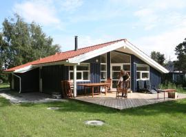 Three-Bedroom Holiday home in Slagelse 4, Venemose