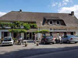 De Hollemeersch Hotel, Dranouter (Wulvergem yakınında)