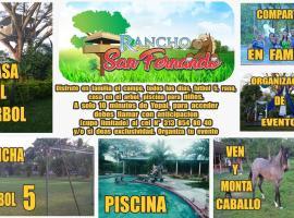 Rancho San Fernando
