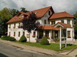 Landhotel am Fuchsbach, Berga
