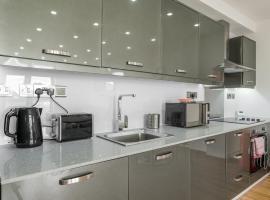 Modern Bedford Blues Apartment, Bromham (рядом с городом Stagsden)