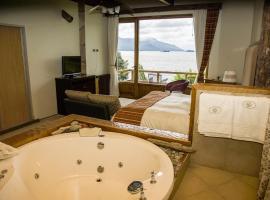 La Sirenuse Lake Suites, San Carlos de Bariloche (Isla Victoria yakınında)