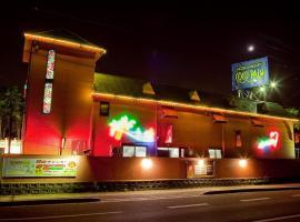 Hotel Coco-Palm (Love Hotel), 鳥棲市 (久留米市附近區域)