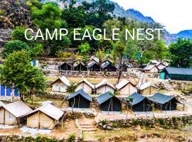 Camp Eagle Nest, Bijni