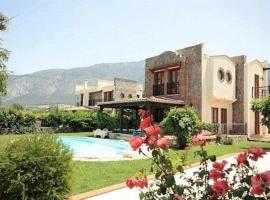Villa Gulay, Ovacik