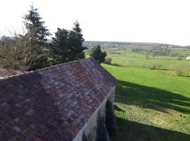 Chambres d'Hotes La Cressonne, Saint-Seine (рядом с городом Grury)