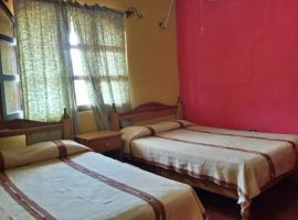 Tikos Hotel, Копан-Руйнас (рядом с городом Эль-Хараль)