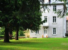 La Fayolle, Le Chambon-sur-Lignon (рядом с городом Mazet-Saint-Voy)