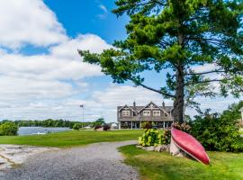 Rawley Resort, Spa & Marina, Port Severn