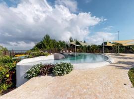 Seahorse @ Swan Villas, Placencia Village (Maya Beach yakınında)