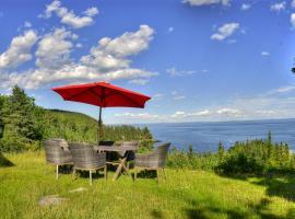 Les 2 Iles - Les Chalets Spa Canada, La Malbaie