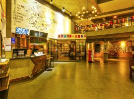 Comma Travel International Youth Hotel