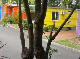 Palm Beach Caravan Park, Sanctuary Point (Erowal Bay yakınında)