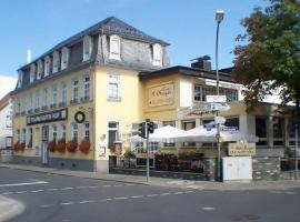 Hotel Borger, Frankfurt